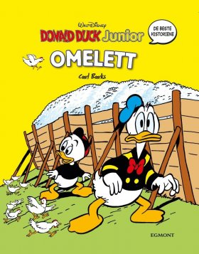 DONALD DUCK JUNIOR - OMELETTEN