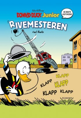 DONALD DUCK JUNIOR - RIVEMESTEREN