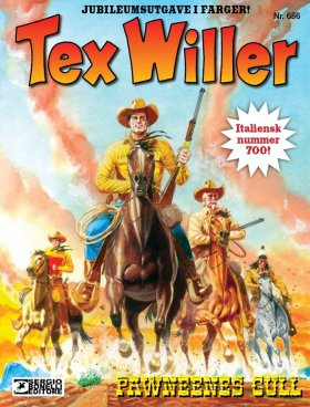 TEX WILLER- PAWNEENES GULL