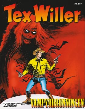 TEX WILLER VAMPYRDRONNINGEN
