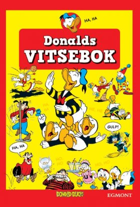 DONALD DUCKS VITSEBOK