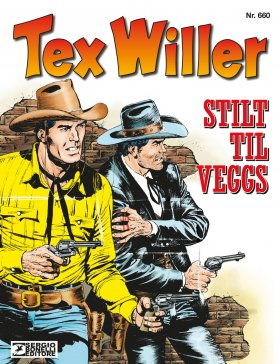 TEX WILLER STILT TIL VEGGS