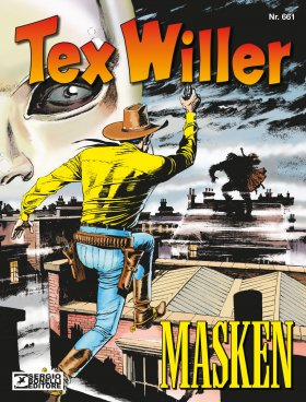 TEX WILLER MAGASIN MASKEN
