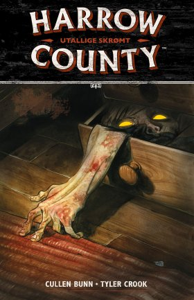 HARROW COUNTY - UTALLIGE SKRØMT
