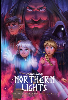 NORTHERN LIGHTS BOOK 2, THE VIKINGS AND