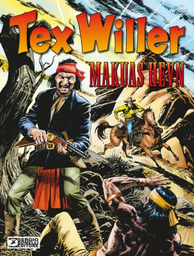 TEX WILLER-MAKUAS HEVN