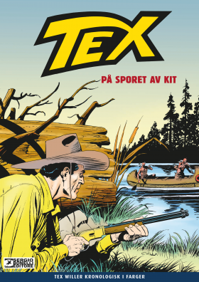 ALBUM TEX WILLER KRONOLOGISK 55 - PÅ SPO