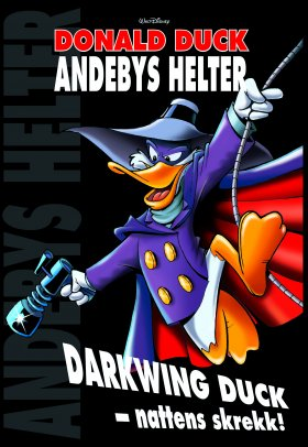 ANDEBYS HELTER 4 DARKWING DUCK