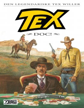 Tex Willer Hardcover