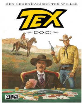 DEN LEGENDARISKE TEX WILLER 1 DOC!