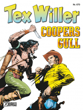 TEX WILLER- COOPERS GULL