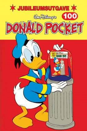 DONALD POCKET 100: JUBILEUMSUTGAVE