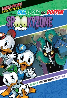 DONALD POCKET : SPOOKYZONE