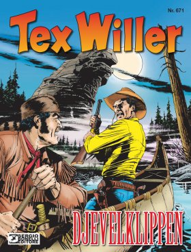 TEX WILLER-DJEVELKLIPPEN