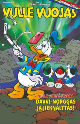 DONALD DUCK & CO SPESIAL, NORDSAMISK