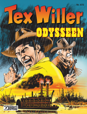 TEX WILLER-ODYSSEEN