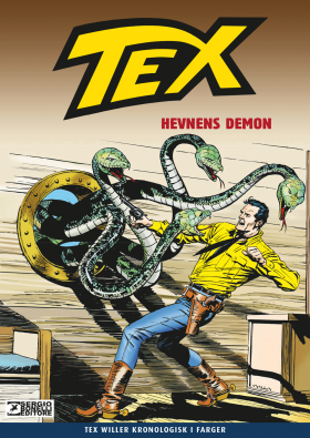 TEX WILLER KRONOLOGISK 56-HEVNENS DEMON