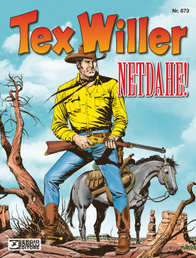 TEX WILLER - NETDAHE