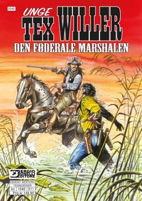 UNGE TEX WILLER NR.5,DEN FØDERALE MARSHA