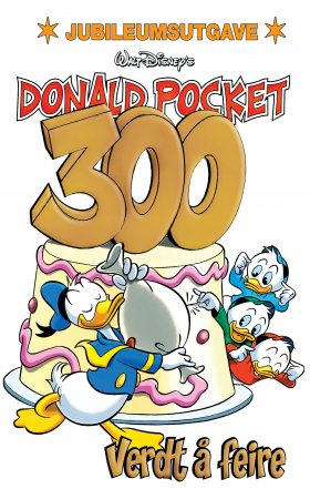 DONALD POCKET 300: JUBILEUMSUTGAVE