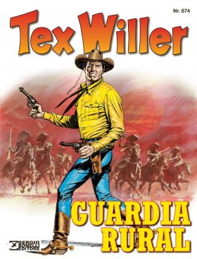 ALBUM TEX WILLER 674-GUARDIA RURAL