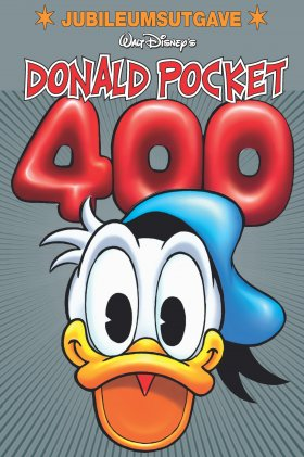 DONALD POCKET 400: JUBILEUMSUTGAVE